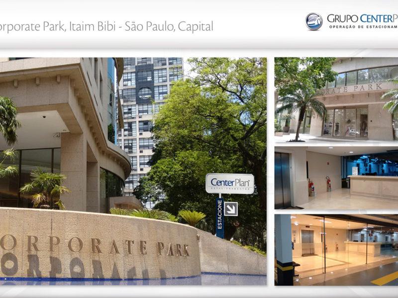• Corporate Park, Itaim Bibi – São Paulo, Capital
