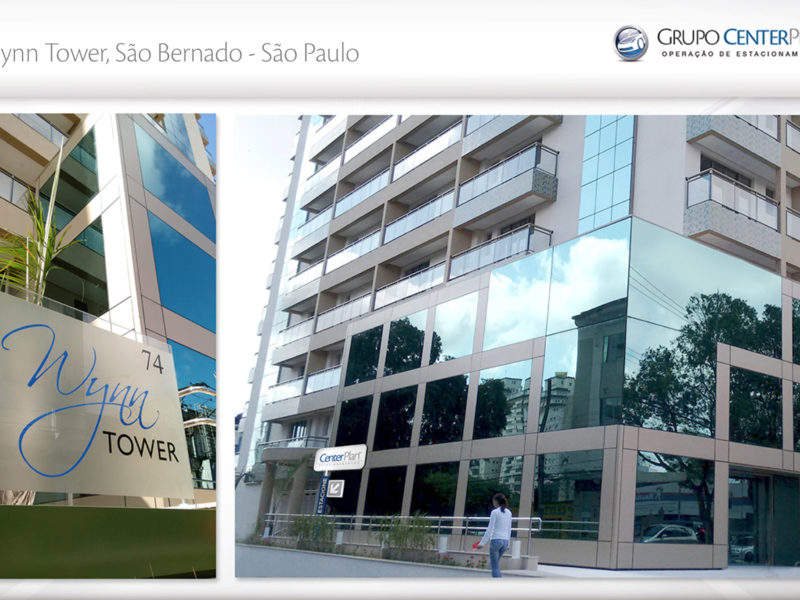 • Wynn Tower, São Bernado – São Paulo